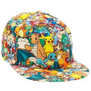 snapback-pokemon-motif-avant