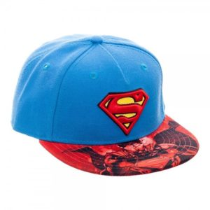snapback-superman-motif-avant-side