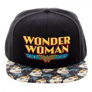 snapback-wonder-Woman-motif-avant