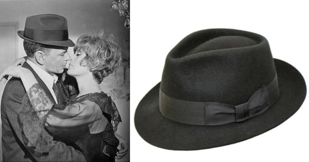 Frank Sinatra Hat Trilby