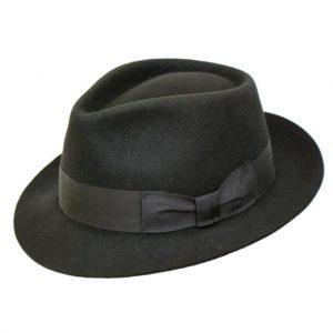 Chapeau Trilby Style New York