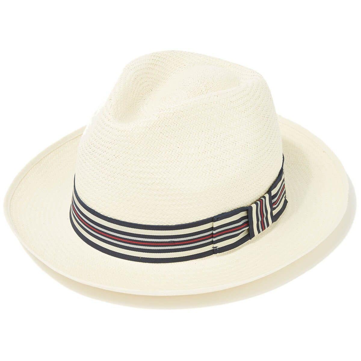 Chapeau de Panama régimentaire Christys