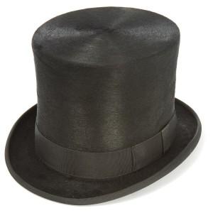 Chapeau haut de forme Christys Taller Melusine