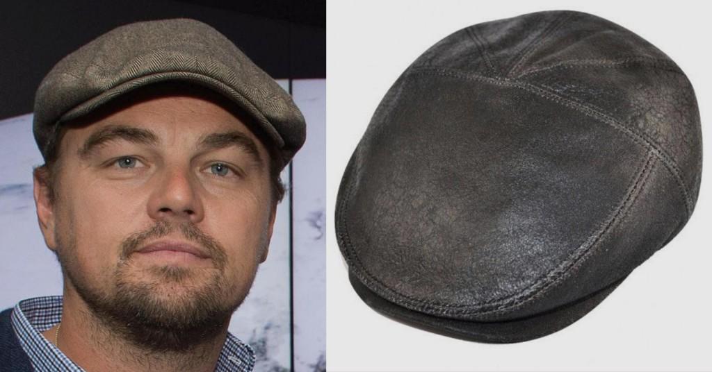 Casquette Leonardo DiCaprio