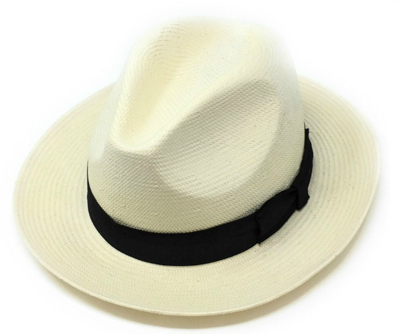 Chapeau de style Panama Mayfair