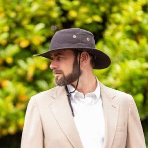 Chapeau de soleil d'été en coton - Rambler